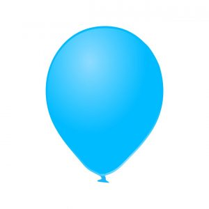 113009 Svetlo plavi pastel latex 12 inch