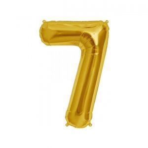 121207 Zlatni broj 7 17inch