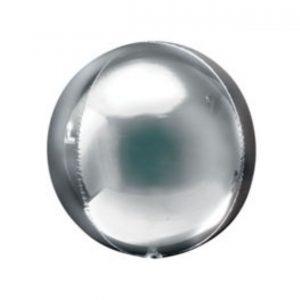 127000 Orbz Silver 18 inch