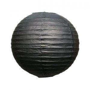 412007 Crni lampion 15 cm
