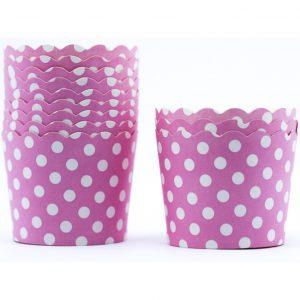Kapkejk korpice roze 12kom.371001.230din