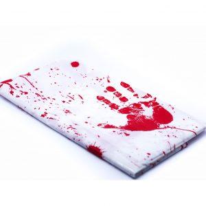 PVC stolnjak krvavi130x260cm.362006.150din