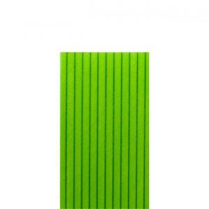 Papirne slamcice zelena 12kom.331000.150din