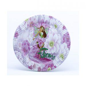 Tanjirici papirni okrugli Flora 10kom.321008.150din - Copy
